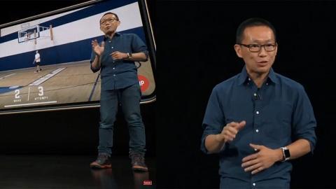 【Apple發佈會2018】IT奇才李景輝研發射籃手機app 獲邀成首位港人上台演講