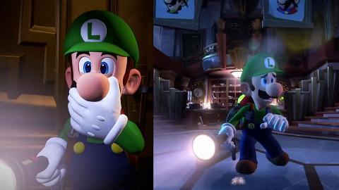 2019年Switch新作《Luigi Mansion 3》 陰森大宅探險用吸塵機捉鬼!