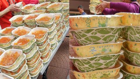 【好人好事】教育局宣佈學校停課 飯商捐出飯盒轉贈多區基層