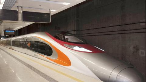 【高鐵通車】 高鐵正式通車! 網民大呻:怕有更多內地客訪港