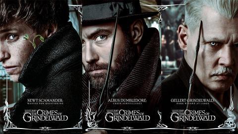 【怪獸與葛林戴華德之罪】最新海報公開  透露10大角色去向