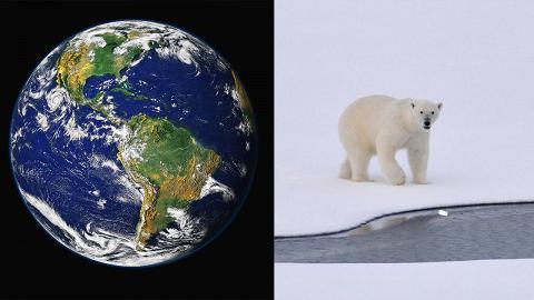 地球快要不勝負荷 全球平均溫度若再升1度恐人類不宜居住