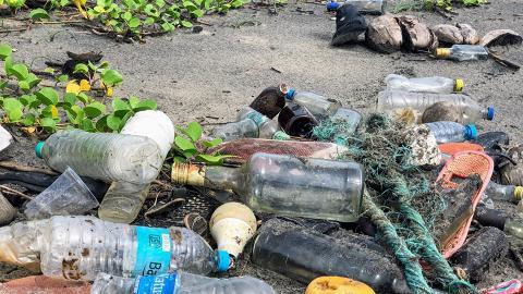 【施政報告2018】政府撥4億元減廢!全港設即時退款回收膠樽機