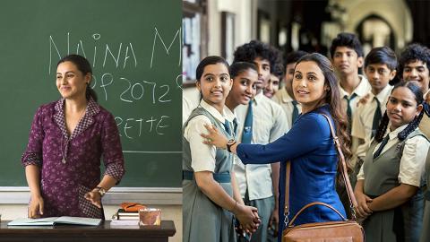 【我的破嗝Miss】先天病患不停打嗝  堅毅印度女教師感化頑劣學生