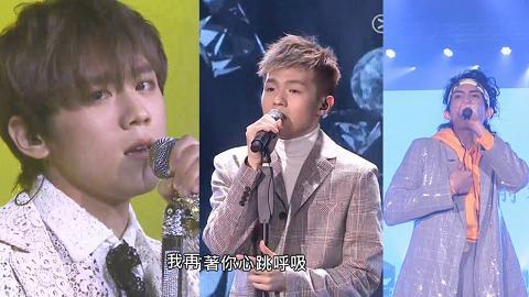 Viu TV《全民造星》總決賽姜濤大熱奪冠  Ian、Lokman獲亞、季軍