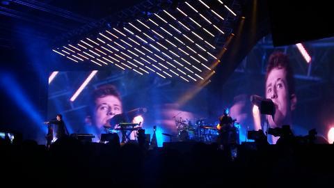 【Charlie Puth演唱會】唱作才子Charlie Puth香港開騷 全場粉絲熱情合唱
