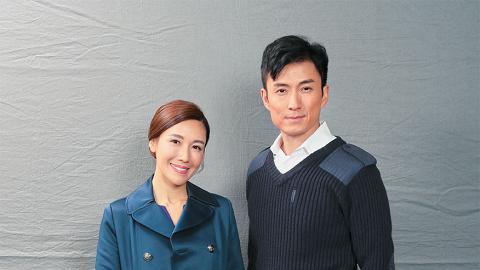 【金宵大廈】陳山聰入行逾20年終擔正做男主角 與好友李施嬅演情侶有新鮮感