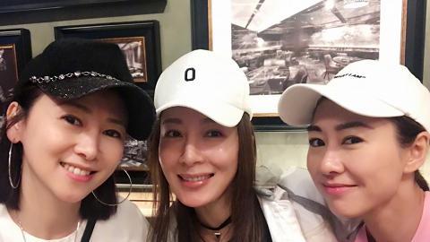 【大唐雙龍傳】楊怡、胡定欣罕有合照 兩代視后關係成網民討論焦點
