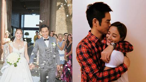 鄭嘉穎、陳凱琳結婚三個月後報喜 興奮宣布即將榮升新手爸媽