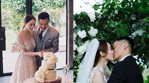 余文樂、王棠云結婚一週年 IG互相曬婚照甜蜜表白