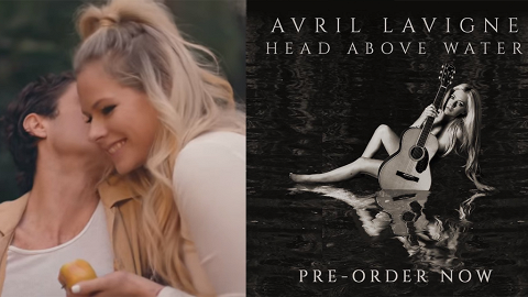 Avril Lavigne出新歌《Tell Me It's Over》 宣佈明年2月推出新專輯