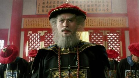 經典鰲拜造型被指似聖誕老人 徐錦江藉此送上祝福