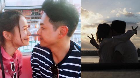 蕭正楠黃翠如經歷無限熱戀期 結婚近一年仍為對方生活帶來驚喜