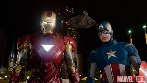 【復仇者聯盟4】Iron Man承認自己似白雪公主 封老友美國隊長做王子