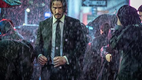 【殺神John Wick 3】地表最強殺手淪為追殺對象 奇洛李維斯新戲5月回篩