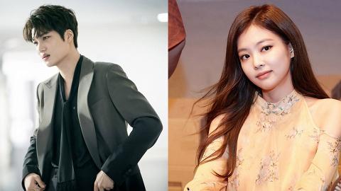 戀情公開未夠一個月結束!Kai@EXO與Jennie@Blackpink傳出分手