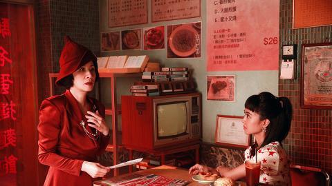 蔡依林新歌MV完整版釋出!吳君如客串做女神 向80及90年代港產片致敬