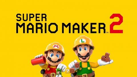 Switch《Super Mario Maker 2》中文版6月推出 新機關/新地圖!自製高難度關卡