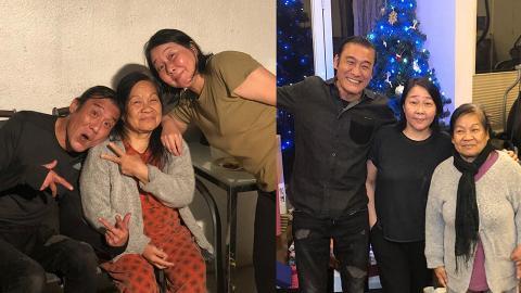 家傭效力30年患上子宮頸癌 梁家輝一家全力陪伴後抗癌成功