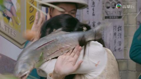 【福爾摩師奶】被人掟魚同雞蛋導致眼睛發炎 陳松伶專業:唔驚,小事啫!