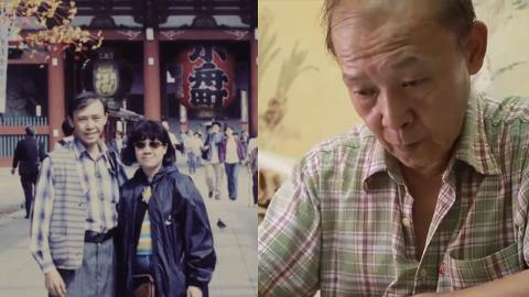 陳勉良與首任太太相愛25年同甘共苦  感激亡妻不介意名利支持畫畫