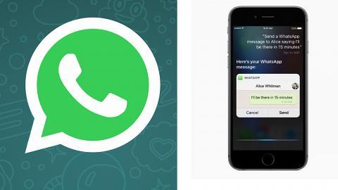WhatsApp增快速傳訊息功能 唔使儲存人名都可即時傾計