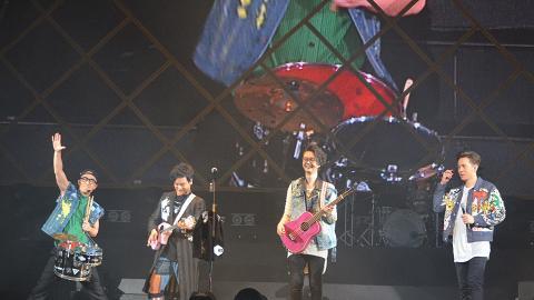 【DearJane演唱會】周柏豪自薦做樂隊琴手 Dear Jane演唱會尾場精華(附歌單)