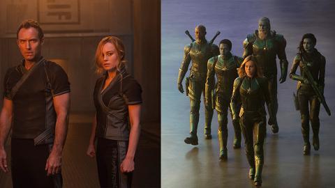 【Marvel隊長】導演透露原本有第三個片尾彩蛋!3個電影被刪走的場面大公開