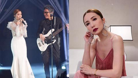 豹嫂胡蓓蔚唱天后Mariah Carey《Hero》零瑕疵 網民:唱得好聽過好多歌手