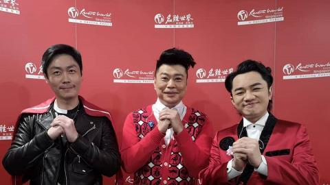 阮兆祥效力30年黯然離開TVB外闖 「福祿壽」只剩李思捷一人