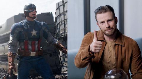【復仇者聯盟4】親選美國隊長歷年最佳場面 Chris Evans自爆兒時愛DC超級英雄