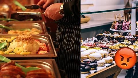 光顧自助餐被揭發又食又拎!惡客玩嘢掉餅打爛碟 侍應高EQ應對獲讚