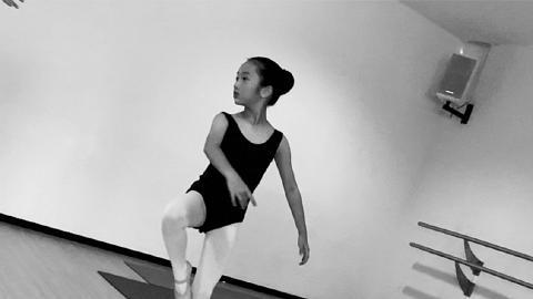 苦練芭蕾5年首度出戰個人賽 Nei Nei因落敗痛哭 吳尊心痛:跟著落淚
