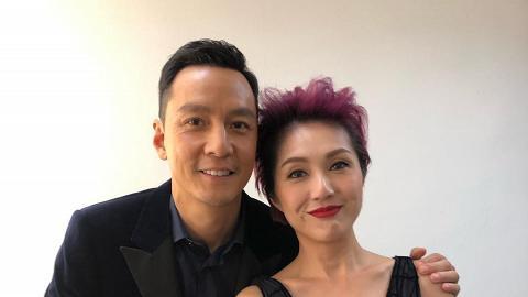 【金像獎2019】吳彥祖美國回港頒獎 與楊千嬅17年後相聚再現《新紮師妹》組合