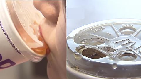 台灣麥當勞推行「冷飲直接喝」走塑計劃 新推冷飲杯蓋設計估計年減16%塑膠