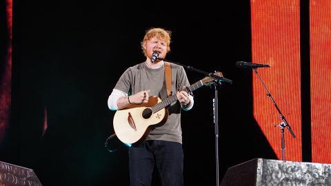 【Ed Sheeran香港演唱會】Ed Sheeran演唱會香港場精華重溫!附完整歌單