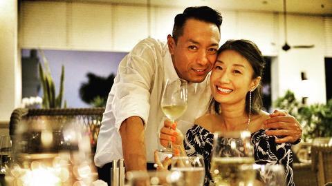 姜皓文感激妻子甘苦與共20年 名成利就不忘太太付出 寵妻賺錢全給對方