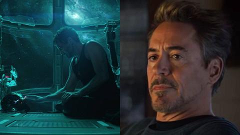 【復仇者聯盟4 劇透】Iron Man一句Love You 3000 藏秘密彩蛋致敬Marvel電影