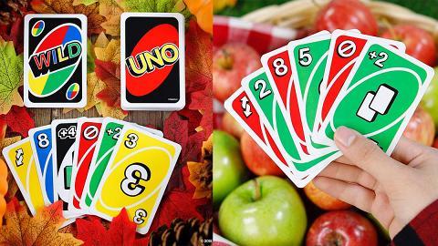 UNO官方確認真正玩法!+4及+2功能牌不可堆疊使用