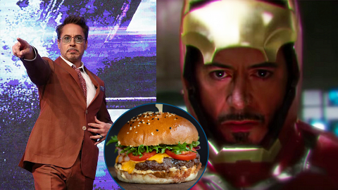 【復仇者聯盟4】IronMan芝士漢堡戲裡戲外同樣重要 羅拔唐尼決心戒毒改寫一生