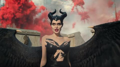 迪士尼《黑魔后2》首回預告公開 安祖蓮娜祖莉美艷霸氣回歸