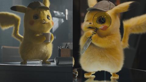 【POKÉMON神探Pikachu】票房報捷有望添食!傳《黑超特警組》編劇為續集寫劇本
