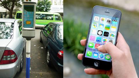 全港明年起換智能停車「咪錶」!手機遙距入錶付費/偵測實時空置泊車位