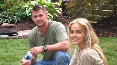 雷神Chris Hemsworth買咖啡巧遇前女友 一個舉動免除老婆亂諗