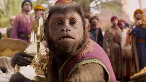 【阿拉丁】猴子阿布、茉莉公主寵物老虎還原度高!電影《阿拉丁》6大亮點