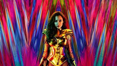 【神奇女俠1984】宣布2020年6月上映!女神Gal Gadot穿經典盔甲電影海報曝光