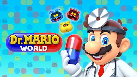 【手遊】《Dr. Mario World》7月推手機遊戲 童年回憶經典Game用藥丸殺滅病菌