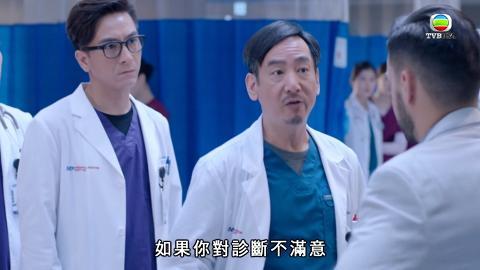 【白色強人】外國人大鬧醫院 霸氣蔣志光曬流利英文反擊獲網民讚霸氣