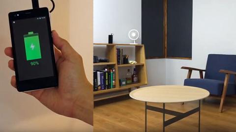 日本研發無線充電房間 入屋即充電!唔使再用充電線