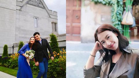 女神朱千雪正式宣布結婚 與青梅竹馬男友準備好建立家庭